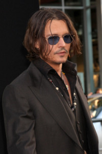 Johnny Depp Weight
