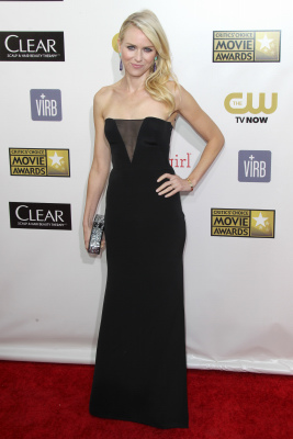 arrives at the 18th Annual Critics' Choice Movie Awards
