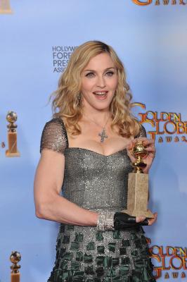 Golden Globe Awards 2012 Press Room