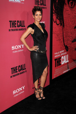 "at ""The Call"" World Premiere, Arclight, Hollywood, CA 03-05-13"