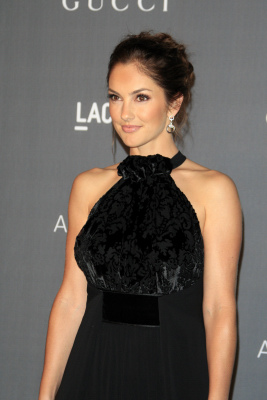 arrives at the LACMA 2012 Art + Film Gala